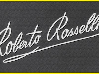 10 Rossellini filmų / Kino Fondas