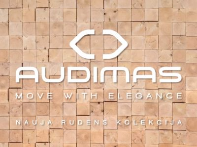 Audimas - Rudens kolekcija 2015