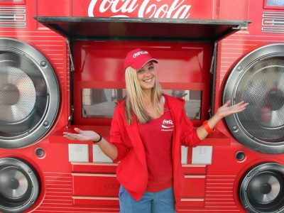 COCA COLA - Summer Sampling Baltic