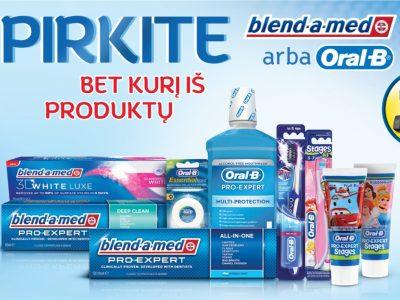 Blend-a-med & Oral-B