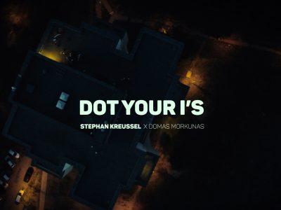 Stephan Kreussel x Domas Morkūnas - Dot Your I's (LIVE)